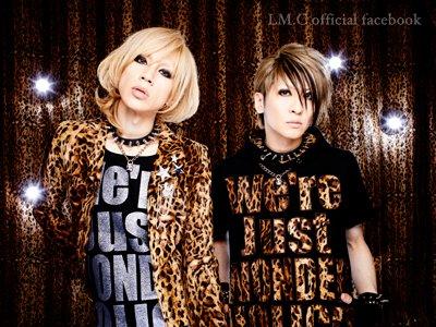 Maya and Aiji of LM.C