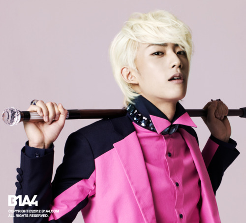 B1A4 Gongchan's Ignition teaser photo
